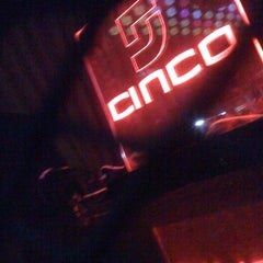 Photo taken at Cinco Club by DJ Sid V. on 6/7/2012