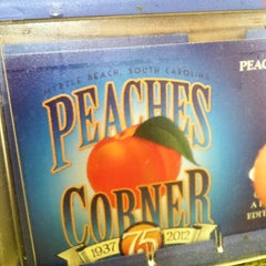 Photo taken at Peaches Corner by Shelby M. on 7/31/2012