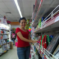 Photo taken at Co.opmart Ly Thuong Kiet by Le Quyen on 7/29/2012