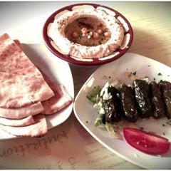 Photo taken at Pita Fresh Diner by John C. on 2/21/2012