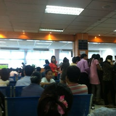 Photo taken at กรมการขนส่งทางบก (Department of Land Transport) by Pah J. on 6/19/2012