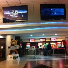 Photo taken at GNC Cinemas by Cid T. on 8/21/2012