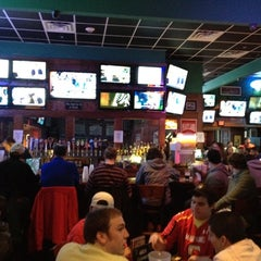 Photo taken at Looney's Pub by Nick K. on 2/10/2012