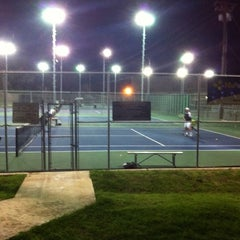 Photo taken at Austin High Tennis Center by Henry C. on 3/13/2012