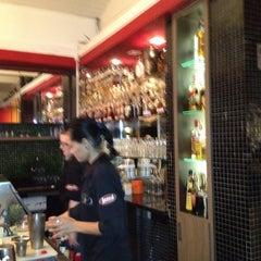 Photo taken at Café Mostarda by Fabio P. on 6/10/2012