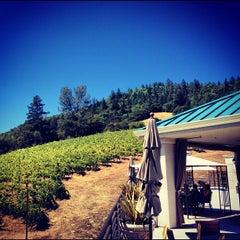 Photo taken at Sbragia Family Vineyards by Powen S. on 8/13/2012