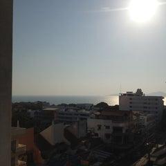 Photo taken at Moutain Beach Hotel by jakkit s. on 3/20/2012