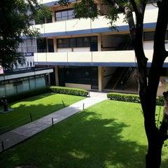 Photo taken at Universidad de Negocios ISEC by Anita M. on 8/31/2012