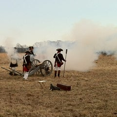 Photo taken at Valley Forge National Historical Park by Garrett S. on 2/18/2012