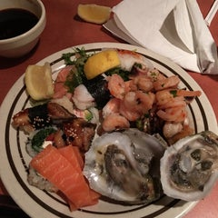 Photo taken at East Star Chinese Buffet and Sushi by Hemen H. on 2/21/2016