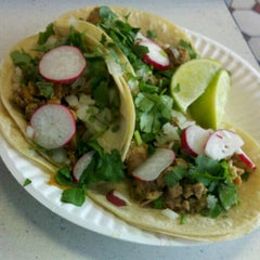 Photo taken at Rancho Bravo Tacos by Andrew C. on 3/25/2013