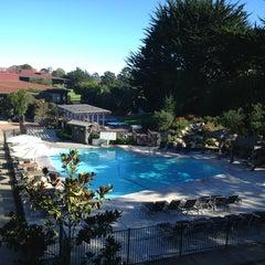 Photo taken at Hyatt Regency Monterey Hotel & Spa On Del Monte Golf Course by Rey Rey G. on 1/26/2013