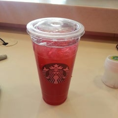 Photo taken at Starbucks by Jackie R. on 3/6/2014
