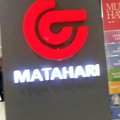 Photo taken at Matahari Department Store by Antoni J. on 7/11/2015