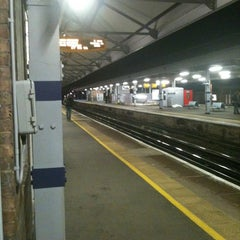 Photo taken at Ramsgate Railway Station (RAM) by Craig J. on 12/19/2012
