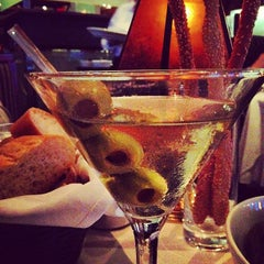 Photo taken at Rib N Reef Steakhouse by maria s. on 6/28/2012