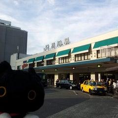 Photo taken at 品川駅 (Shinagawa Sta.) by るう 七. on 6/16/2013