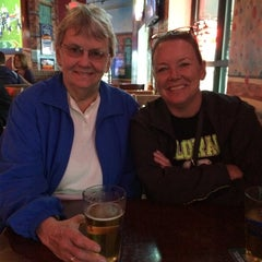 Photo taken at HotShots Sports Bar and Grill O'Fallon, IL by Kerry H. on 10/12/2014