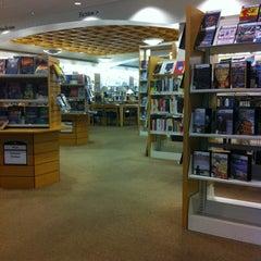 Photo taken at San Carlos Library by Jeffrey B. on 9/29/2012