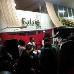Photo taken at Balaio Café by Celbe B. on 4/26/2013