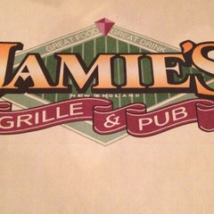 Photo taken at Jamie's Grille and Pub by Justin T. on 3/1/2014