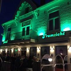 Photo taken at Café Tramzicht by Mark C. on 6/29/2015
