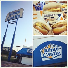 Photo taken at White Castle by James F. on 8/19/2014