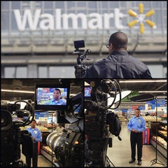 Photo taken at Walmart Supercenter by James F. on 5/7/2015
