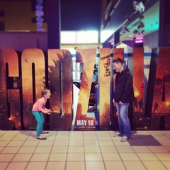 Photo taken at Regal Cinemas Valley Mall 16 by James F. on 5/18/2014