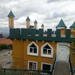 Photo taken at Colegio Británico Internacional by Lesia K. on 9/11/2014