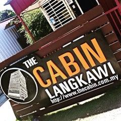 Photo taken at The Cabin Resort Langkawi by Aizad's H. on 1/20/2016