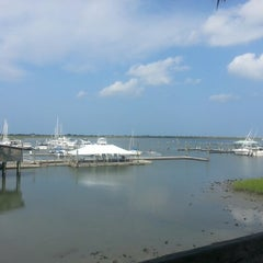 Photo taken at Conch House Restaurant by Natalie D. on 6/15/2013