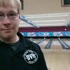 Photo taken at Bowl-A-Roll Lanes by Joshua K. on 3/23/2014