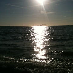Photo taken at Clearwater Beach by Loki A. on 2/21/2013