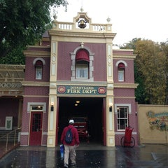 Photo taken at Disneyland Fire Department No. 1 by Jay G. on 1/24/2013