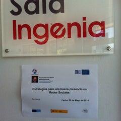 Photo taken at Parque Tecnológico de Andalucía by Salud F. on 5/29/2014