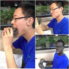 Photo taken at Burger King® by aaron g. on 10/9/2015