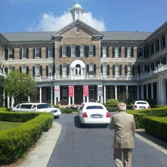 Photo taken at Academy of the Sacred Heart by Ron M. on 9/22/2012