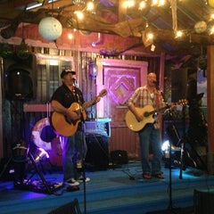 Photo taken at Gaspars Patio Bar & Grille by Amy F. on 8/17/2013
