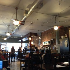 Photo taken at Dollop Coffee & Tea Co. by Jason P. on 10/31/2012