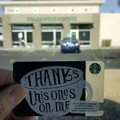 Photo taken at Starbucks by LAURA C. on 5/16/2016