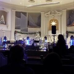 Photo taken at Smoke Rise Baptist Church by Keith B. on 12/7/2014