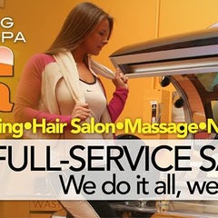 Photo taken at Sun Spa Tanning & Day Spa by Sun Spa Tanning & Day Spa on 3/4/2014