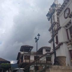 Photo taken at Mazamitla by Priss M. on 5/26/2014