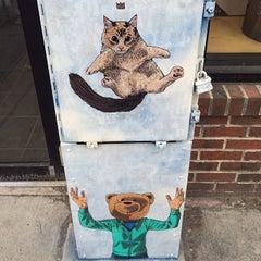 Photo taken at Greene Street by Sara on 5/19/2015