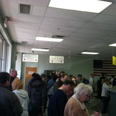Photo taken at Ohio BMV License Agency, Driver Exam Station & Title Office by Brandon F. on 4/6/2013