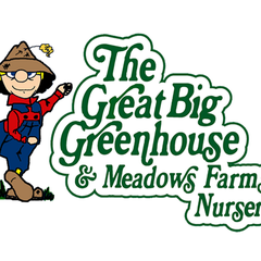 Photo taken at The Great Big Greenhouse by Meadows Farms on 3/19/2014