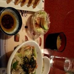 Photo taken at Sakura Ichiban Japanese Cuisine by Chris T. on 11/22/2013