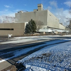 Photo taken at Coors Brewing Company by Neil G. on 12/26/2012