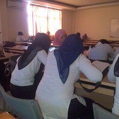 Photo taken at Universitas Prima Indonesia ( kampus II ) by Reza Fahmi T. on 11/15/2013
